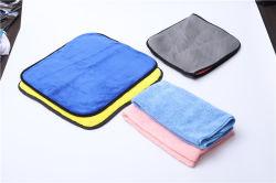 Microfiber all'ingrosso ha ricamato il tovagliolo di bagno stampato marchio di ginnastica del Terry dei bambini