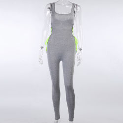 Deportes de moda ropa de Yoga Bodysuit Jumpsuit