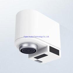 Indução Zajia Protetor de transbordamento de água de torneira inteligente de infravermelhos automático de poupança de energia da água da torneira do dispositivo adaptador torneira