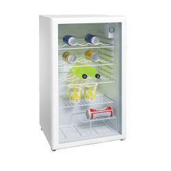 Le restaurant de l'équipement commercial de refroidissement par ventilateur réfrigérateur horizontal avec la CE