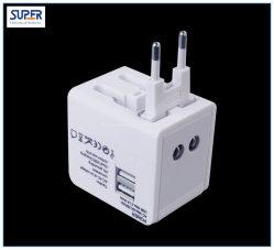 La Doble puerto USB Adaptador Universal, la Unión Americana para el adaptador estándar multifunción, convertidor de tracción, sistema eléctrico Connector-Sp-778