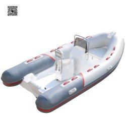 Opblaasbare Santa Boot Houten schommelboot glasvezel Boot Hull