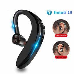 S109 Wireless Bluetooth fone de orelha a orelha para pendurar única condução unissexo pode atender o telefone
