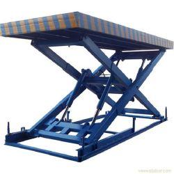 Sollevatore da 3 tonnellate 3 tonnellate 3 tonnellate veicolo fermo Forbici idrauliche usate Sollevare
