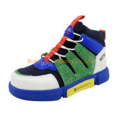 جديدة تصميم أطفال يمزح حذاء رياضة [هيغ-توب] لوح التزلج أحذية [كسول شو]