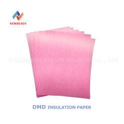 6641 de la clase F DMD compuesto de papel de aislamiento flexible