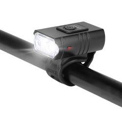 LEDの自転車の前部ライト、極度の明るいLEDのバイクのテールライトまたは後部ライト、山、子供、道のバイクのために再充電可能な防水自転車のヘッドライトUSB