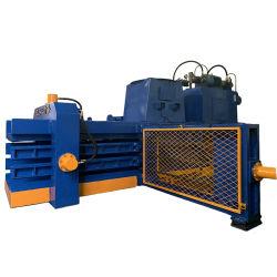 EPA-63 Горизонтальное автоматическое бумажных отходов пластиковые Сожмите гидравлический пресс-подборщика прессование нажмите машины