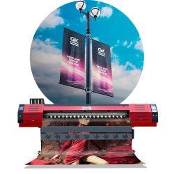 디지털 대형 포맷 비닐 플렉스 배너 스티커 실내 플로터 야외 광고