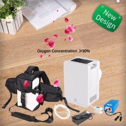 Nuevo diseño de oficina en casa portátil coche Travling utilizar el Generador de oxígeno PSA.