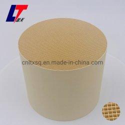 Supporto catalizzatore in ceramica a nido d'ape per convertitori catalitici C300