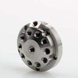 As peças de Viragem Miling CNC e parte de usinagem para Alumínio 7075/6061-T6 /Cubas/carbono/plástico para comunicação 5G