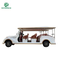 전자식 클래식 레트로 버스/진공 타이어가 있는 전기 빈티지 자동차