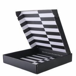 """Оптовая торговля пользовательский размер двусторонней печати складные коричневого цвета одежду почтовый транспортную упаковку коробку из гофрированного картона """"Экспресс-бумаги"""