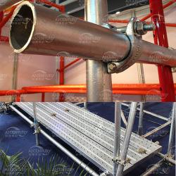 Los materiales de construcción de andamio acoplador (BS001) para el tubo de conexión