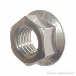 ASTM A194 A563 Edelstahl-Nuts Kapselmutter-Schweißungs-Nuts Nylongegenmutter-schwere Sechskantmuttern