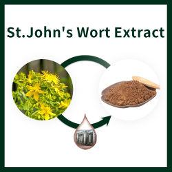 فورسيثيا سوزلا هيوفاريقون استخراج هايبرقون في 0.3% من دودة سانت جون استخراج