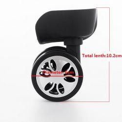 Чемодан колеса вложение багажа колеса колеса детали крышки багажника