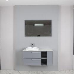 Cuarto de baño Wc cuarto de baño de la esquina de Armario Armario de almacenamiento para lavado de cara