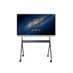 Sistema de quadro digital interativo digital de 86 polegadas com ecrã tátil para Escola Escola de Reuniões ensinar Smart Board portátil