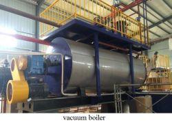 Epuipment, zum der Fett-, Fleisch-und Knochen-Mahlzeit, Pflanzenöl, Biodiesel, überschüssige Lehm-Behandlung, Vakuumdampfkessel zu produzieren