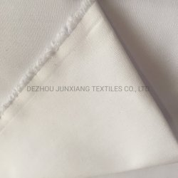 80/20 Algodão poliéster tecidos branqueados simples 145gsm tecidos uniforme do Rolo