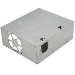 Le traitement des métaux de feuille personnalisé Cabinet Shell / Matériel électrique du châssis de fabricants de Shell