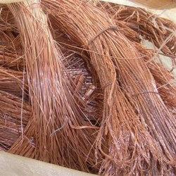 La chatarra de cable de cobre de un 99,99%/Cable de cobre de chatarra de cobre de la pureza del 99,99% de producto