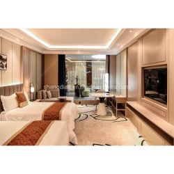 5/Five 별을%s 주문을 받아서 만들어진 나무로 되는 별장 행락지 룸 침실 세트 현대 호텔 가구