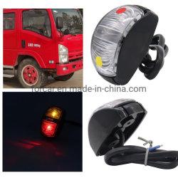 LED-seitliche Markierungs-Licht-Abstand-Lampe für LKW-Schlussteil-Wohnwagen
