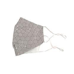 Personnaliser le coton masque réutilisables lavable à la poussière face à demi-Masque bouche unisexe tissu adulte mélange masque facial de boucle de l'oreille