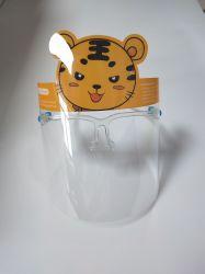 Anti spruzzo e blocco per grafici trasparenti liberi di vetro della visiera di protezione degli occhi
