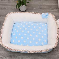 Letto rettangolare cane SleepBag allevamento gatto cucciolo divano letto PET House Winter Warm Beds cuscino per piccoli cani