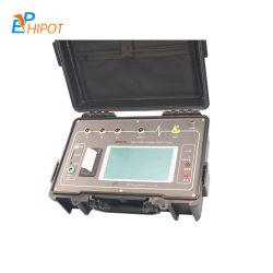 Wireless de óxido metálico de intercepción de bombeo Conjunto de prueba estándar IEC/en línea las pruebas de control de la corriente de fuga Equipmet (LCM) en el campo de 500kv