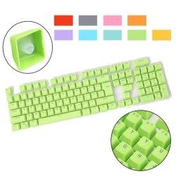 High Quality Double shot PBT مفتاح مفتاح مفتاح مفتاح مفتاح السقف فارغة بالنسبة إلى مفاتيح USB الكرز السلكية، المفاتيح الميكانيكية للوحة المفاتيح