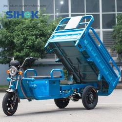 الصين بيع ساخنة ثلاث عجلات دراجة نارية سعر حمولة كهربائية دراجة نارية ثلاثية العجلات للبالغين