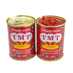 La pâte de tomate à bas prix Gino la qualité de la sauce tomate