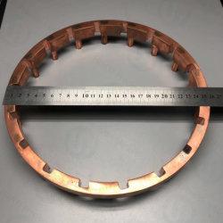 El Zinc de flexión de aluminio estampado en la formación de los productos laminados de piezas de chapa metálica estructural