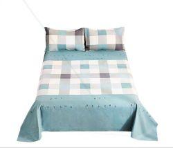 De afgedrukte Bladen van het Bed van het Hotel van het Blad van het Bed maken het Blad van het Bed waterdicht