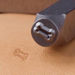 Herramientas de joyería artesanal de cuero de diseño de símbolo de las herramientas de sello de metal S047 de Symbol punzón de hueso de perro
