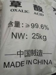Oxalic Zuur 99.6% CAS. Nr 6153-56-6