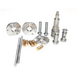CNC Turning-Milling 4, 5 оси обработки пользовательских нержавеющая сталь латунь алюминий 5052/7075/6061-T6 /углерода/пластмассовые детали для медицинских Custmor