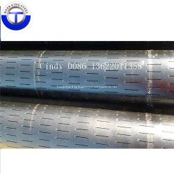 Tubo di rivestimento scanalato