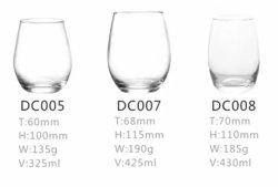 Los fabricantes de vidrio Vidrio Soplado máquina tazas Wholesale