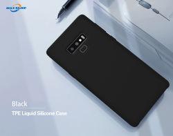 Shockproof Fall-Deckel-flüssiger Silikon-Telefon-Kasten für Anmerkung 9 Samsung-S10 Lite