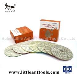 세라믹 및 대리석 다이아몬드 연마성 콘크리트 연마 패드