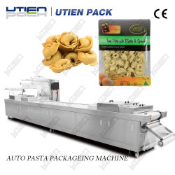 Blister vacío de termoformado automática Máquina de embalaje de alimentos Máquina de soldadura plástica