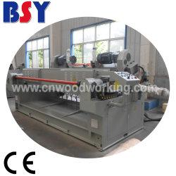 Cnc-hölzerne Drehschalen-Drehbank/Furnier-Blatt, das Maschine/Drehfurnier-blattscherer herstellt