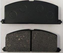Высокое качество автозапчастей Semi металлические тормозных колодок для Toyota Corolla D242 Non-Asbestos