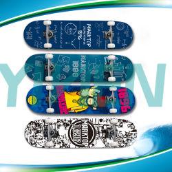 Skate de Madeira de Longboard de Bordo de Fábrica
